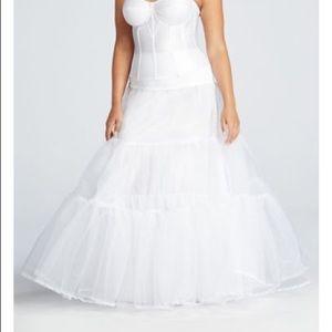 Wedding Dress Ball Gown Slip